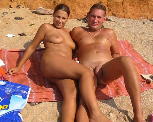 Nackt Am See