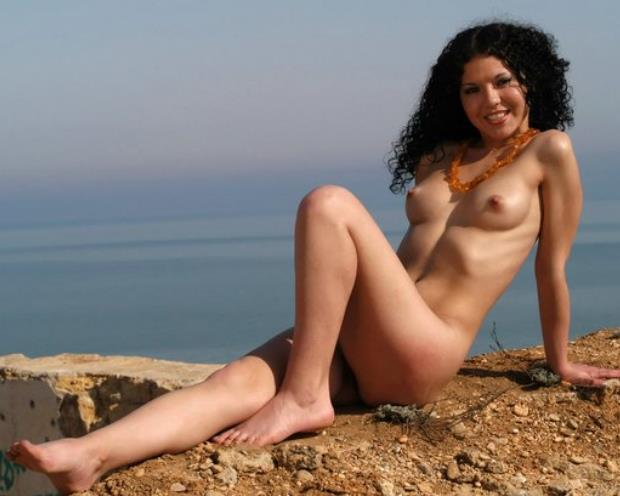 Outdoor nackt